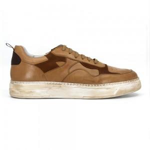 Malcom Taba Deri Erkek Casual Ayakkabı
