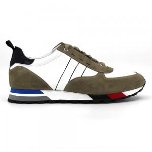 Felton Beyaz Deri Erkek Spor & Sneaker