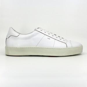 Emory Beyaz Deri Erkek Casual Ayakkabı