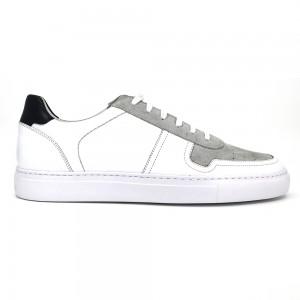 Jersey Beyaz Deri Erkek Spor & Sneakers