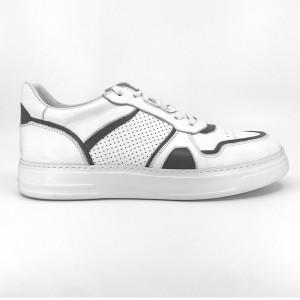 Alexis Beyaz Deri Erkek Spor & Sneakers