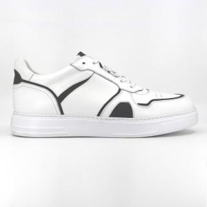 Alex Beyaz Deri Erkek Spor & Sneakers